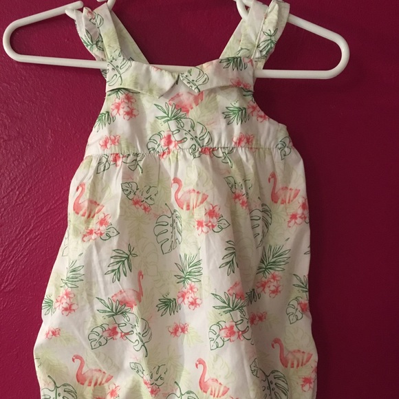 92bcddc3b962 Janie and Jack One Pieces | Baby Girl Flamingo Outfit | Poshmark